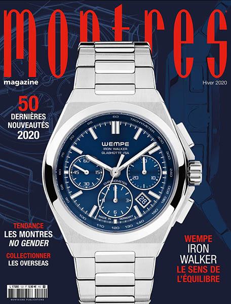 Montres magazine hiver 2020