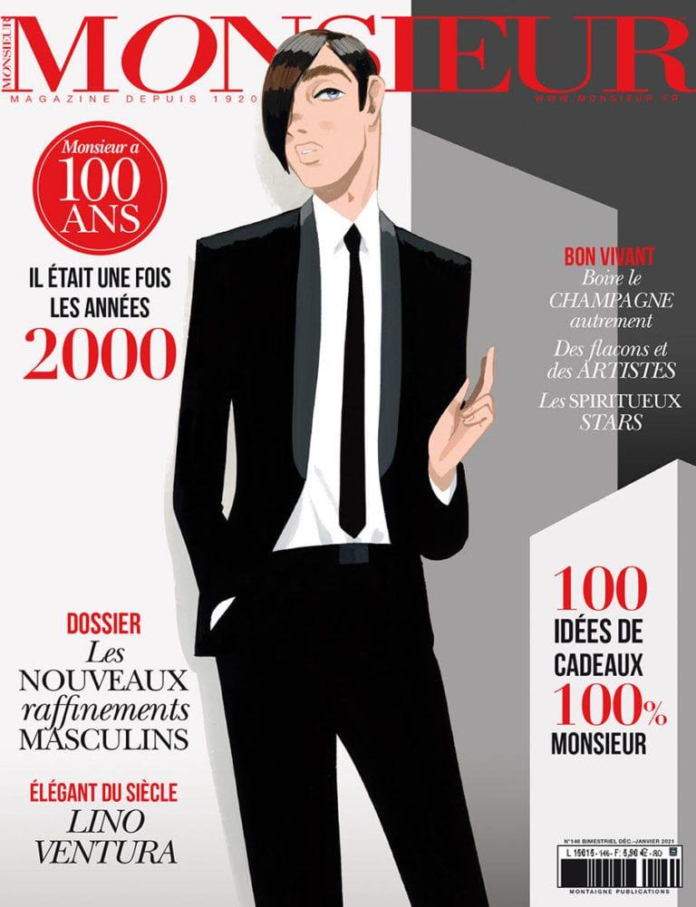 Monsieur Magazine hiver 2020